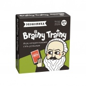 Игра-головоломка Brainy Trainy Экономика