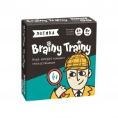Игра-головоломка Brainy Trainy Логика